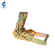 High Strength Stainless Steel Handle Ratchet Buckle For Cargo Lifting