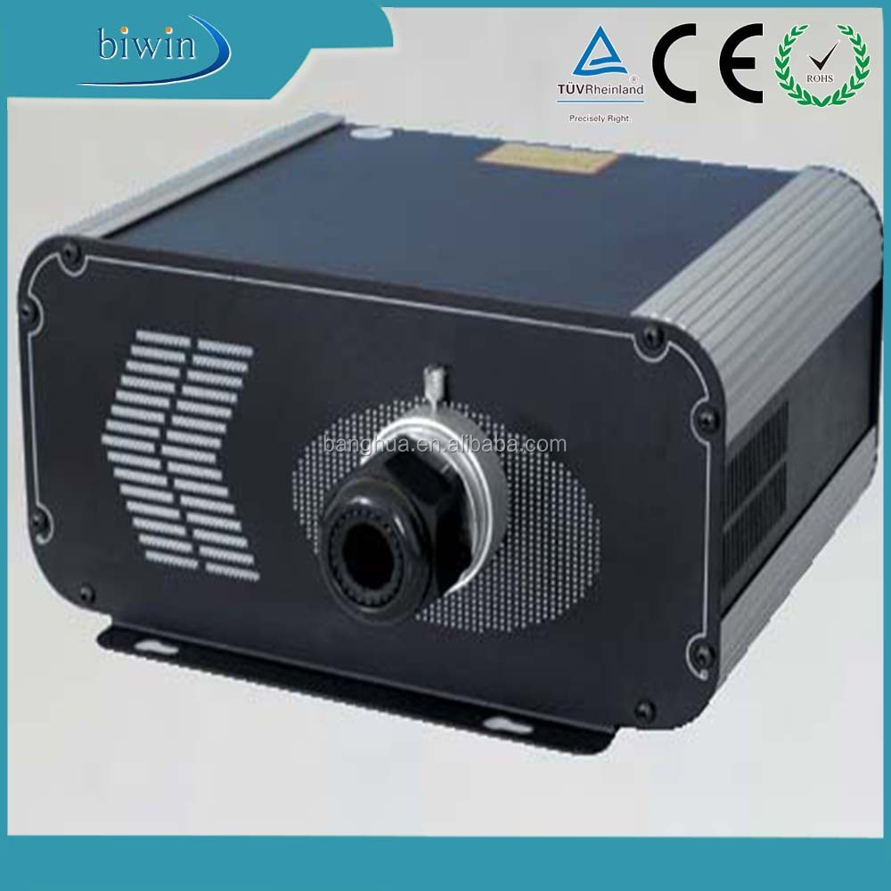 150W metal halide optical fiber DMX light source