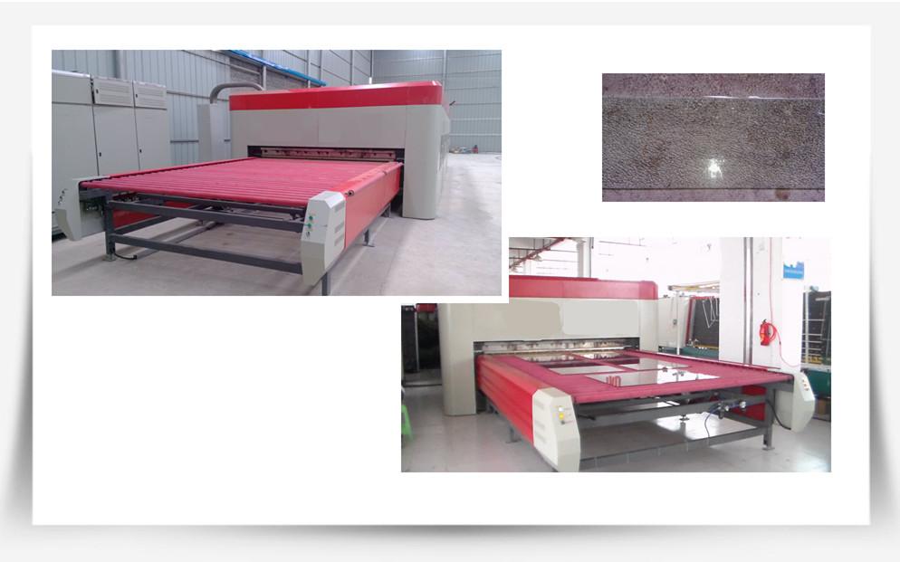 THP1307 Flat Glass Tempering Furnace / Toughened Glass Machinery