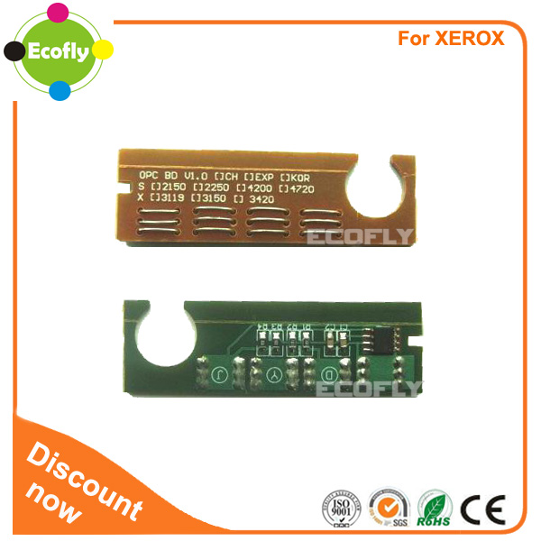 Compatible Feature toner cartridge chip for Xerox Phaser 3420 3425 refill chip