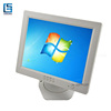 Pos Touch Screen Monitor 800*600 Resolution 12 Inch Color Monitor