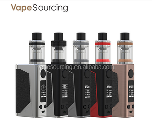 2017 HOTTEST First Batch New arrival Original Joyetech eVic Primo 200W Starter Kit Box Kit Free vape mods