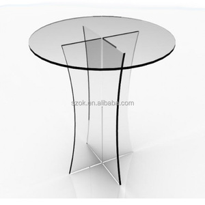 modern design innovative perspex acrylic coffee table