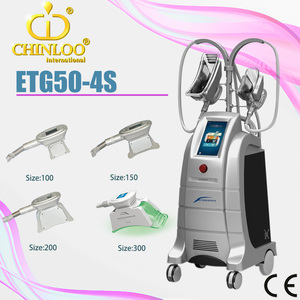 Professional freezing fat belly off cryolipolysi device for weight loss /CE/ETG50-4S