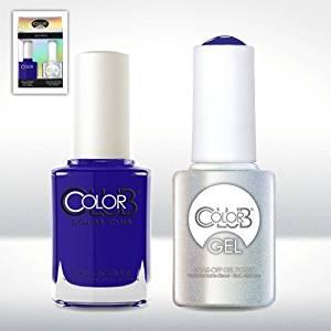 Color Club Gel BRIGHT NIGHT Neon Color Club Gel + Lacquer Duo by Color Club