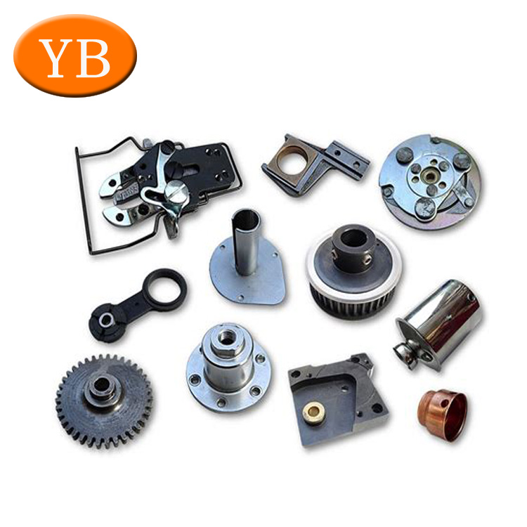 Factory Custom Subcontractor Parts Metal With Power Coating