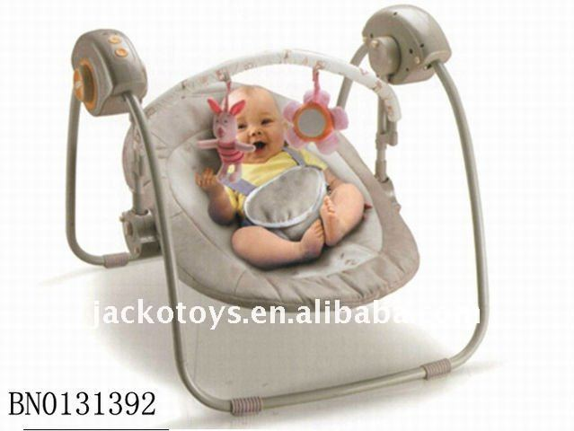 Newly baby products,B/O baby rocker with music