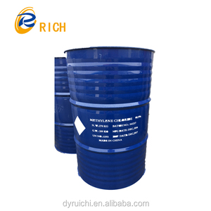 methylene chloride/trichloroethylene/perchloroethylene 99.98% china origin