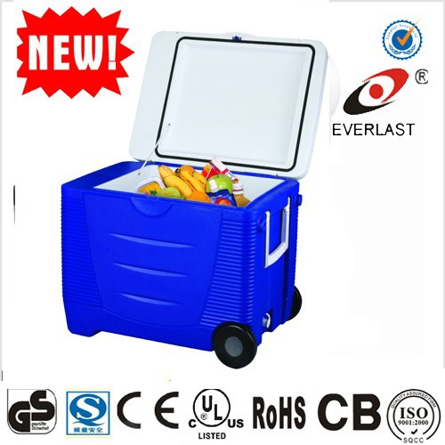 DC 12V24V 8L portable mini car fridge/freezer,electric car coolers,DC compressor refrigerator