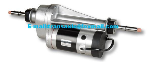 24v dc motor transmission axle for electric kids car