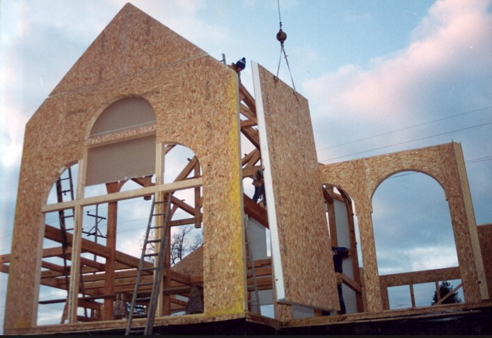 Structural insulated panels osb polyurethane sip buy sip for Where to buy sips