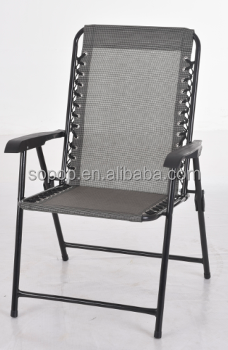 Venda quente Bungee Folding Chair