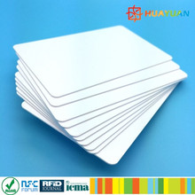 Big memory 13.56MHZ NTAG216 Printable blank smart RFID NFC Card