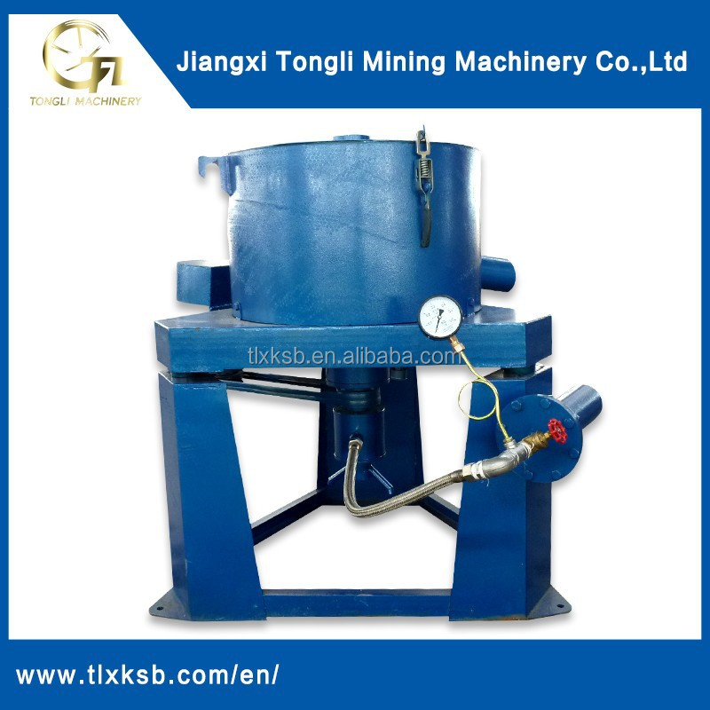 Large Capacity Gold Seperator Machine With Centerfugal Force