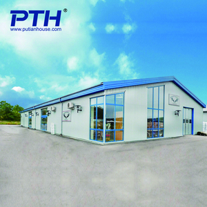 iron structure houses prefabricated houses warehouse and workshop