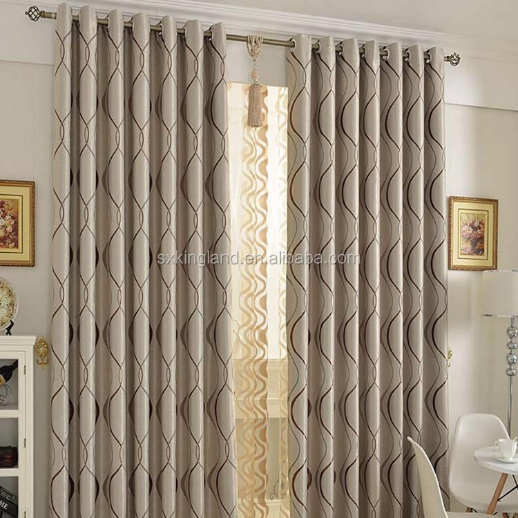 pr t l 39 emploi rideau fournisseur dubai pas cher salon rideau d 39 occultation tissu rideaux id de. Black Bedroom Furniture Sets. Home Design Ideas