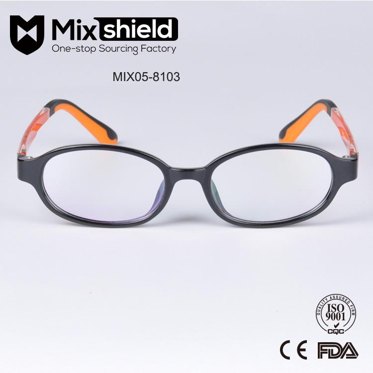 Tr90 Flexible Unbreakable Eyewear Frames For Kids Eyeglasses - Buy ...