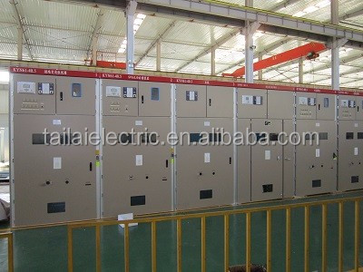 Indoor 24kv 2500kva armored movable metal enclosing switchgear