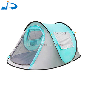Waterproof Portable folding Outdoor Single Layer Waterproof Camping beach Tent