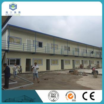 customized different color sandwich panel bunk houses for sale panel house philippines