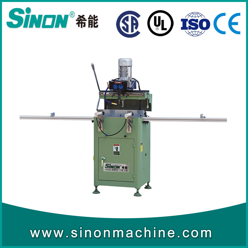 Sinon Brand Aluminum Window And Door Corner Crimping Machine