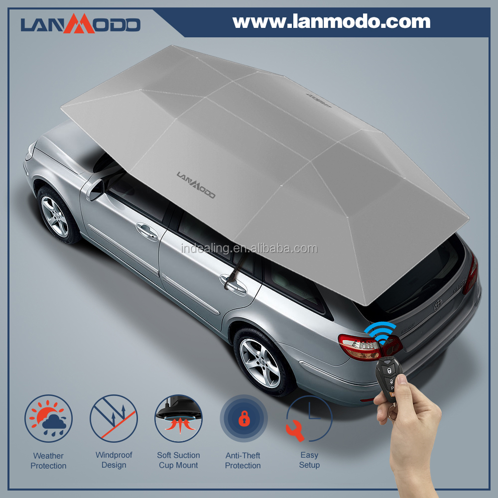 Patent houder Lanmodo Automatische Auto Top Tent Draagbare Auto Top Tent