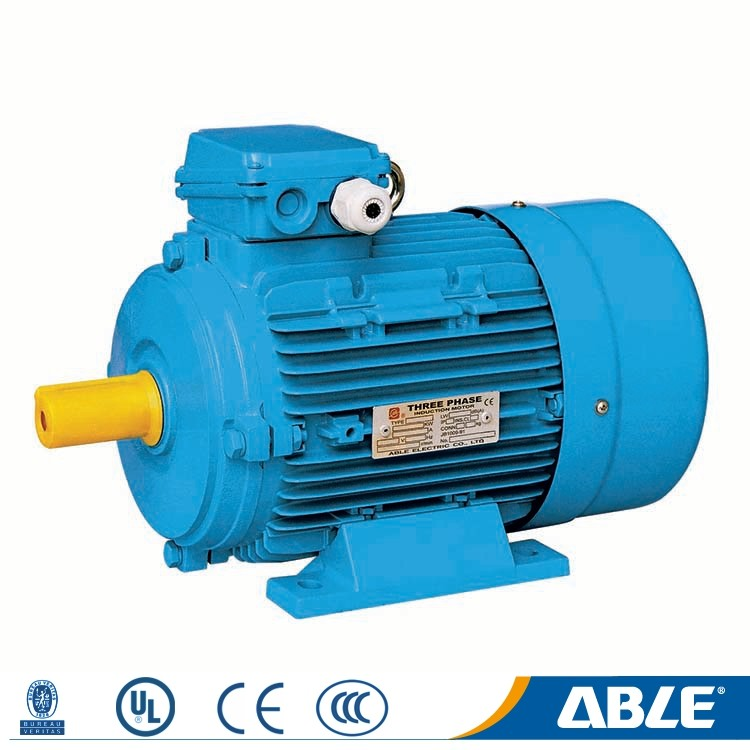 Custom Ms Series Asynchronous Able Aluminum Electric Motor 48v 7kw