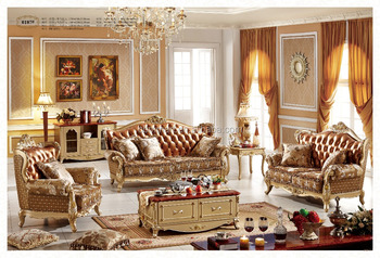 Euroean Style Sitting Room Furniture Sofa,Turkey Furniture Classic ...