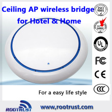 Factory supply 300Mbps 2T2R In Wall Mount Long Range Wireless Access Point Support OEM