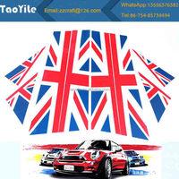 Car door decoration vinyl stickers special for mini countryman R60