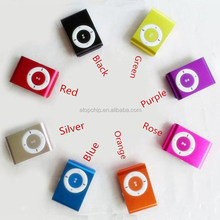 Hot Selling Mini mp3 player 1gb 2gb 4gb 8gb mini mp3 with factory price
