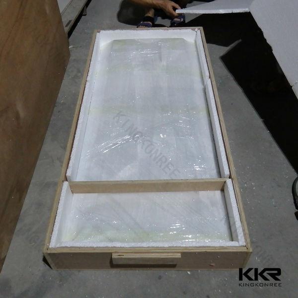 La moule para fregadero o vanidad mostrador de resina epoxi tapas para cocina encimeras y tapas - Tapa fregadero ...