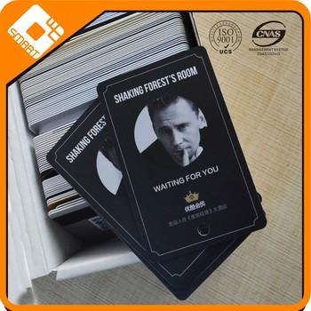 custom logo design name tag supplier malaysia plastic card buy