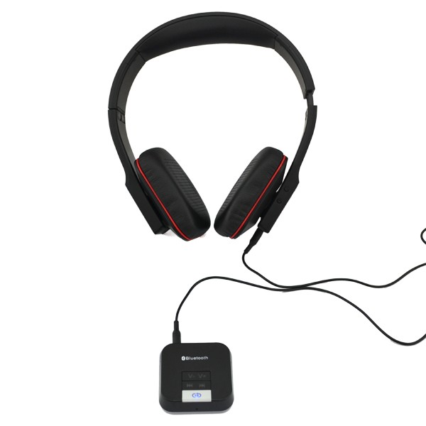 wireless car bluetooth music receiver mini bluetooth audio. Black Bedroom Furniture Sets. Home Design Ideas