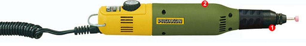 Proxxon 28510 12-Volt Rotary Tool Micromot 50//E