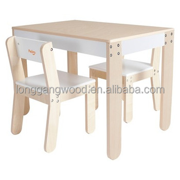 Awe Inspiring Modern New Design Furniture Kids Wood Table And Chair Set Kids Wooden Tables And Chair Sets Solid Wood Kids Table And Chairs Set Buy Wooden Table Interior Design Ideas Jittwwsoteloinfo