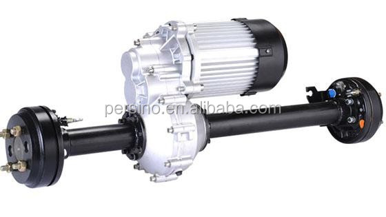 48v 2000w Brushless High Affective Dc Motor For Different