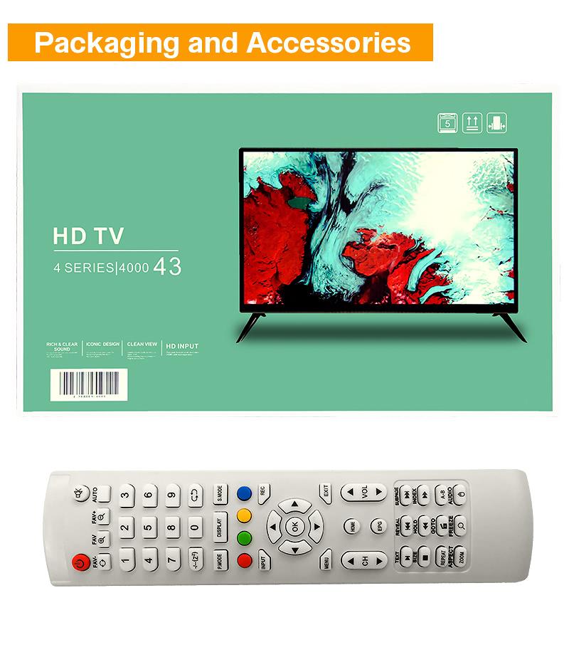 TNTSTAR 32/43 inch led tv, high definition television High Definition led tv
