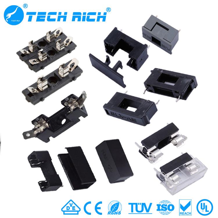 High Quality Pcb Small Fuse Holder/box/block 6x30 5x20 - Buy Pcb Fuse Holder  5x20,Pcb Fuse Holder 6x30,Pcb Small Fuse Box Product on Alibaba.comAlibaba.com