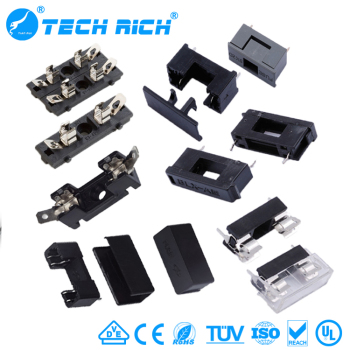 high quality pcb small fuse holder box block 6x30 5x20 buy pcb rh alibaba com small fuse box or breaker box for 110 volts small electrical fuse box