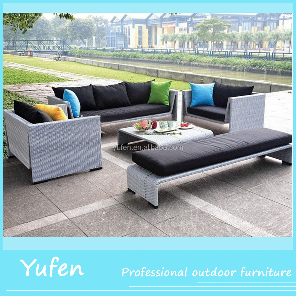New fashion sofa set outdoor furniture cebu