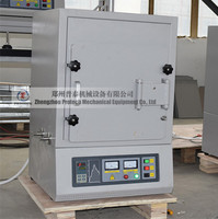 1400C controlled atmosphere nitrogen sintering atmosphere furnace