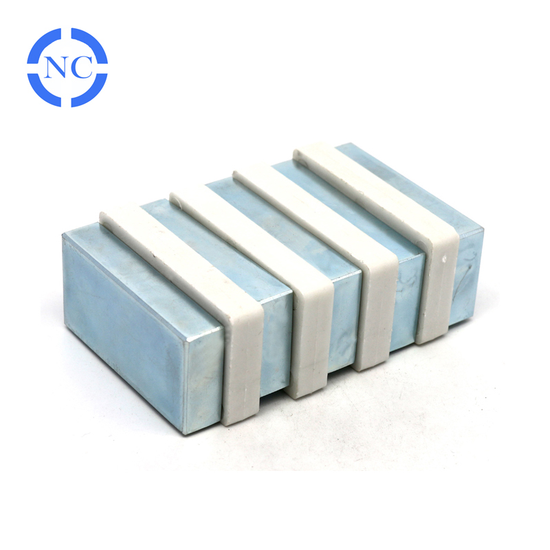 N52 60x30x12mm high Pull Force neodymium block magnet for subwoofer