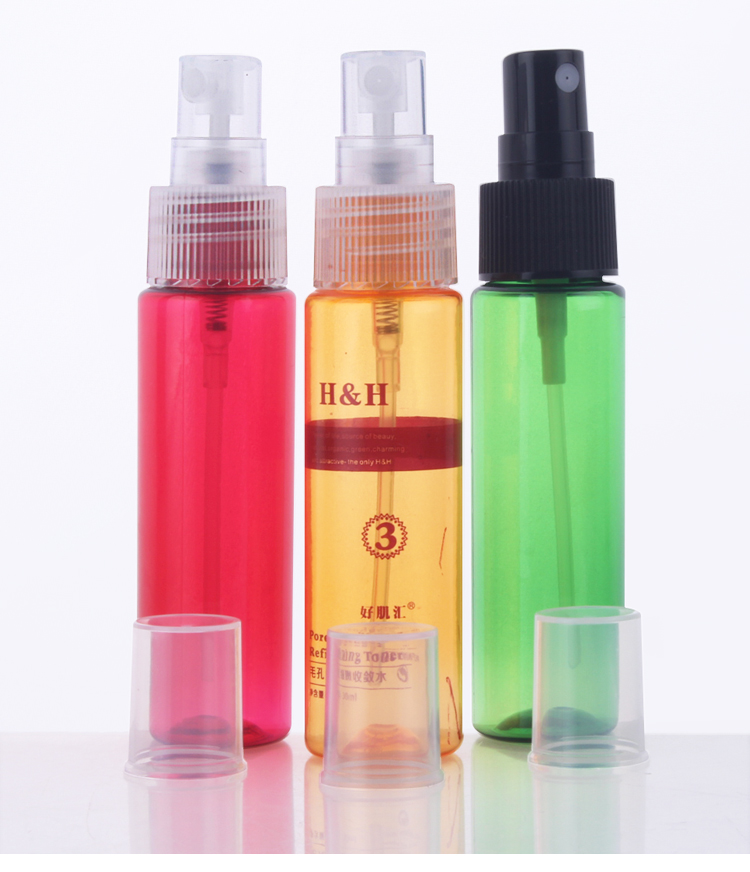 30ml Personal Care Industrial Use Plastic Bottle pet Cosmetic Bottle