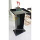 Black Acrylic Pulpit Lectern