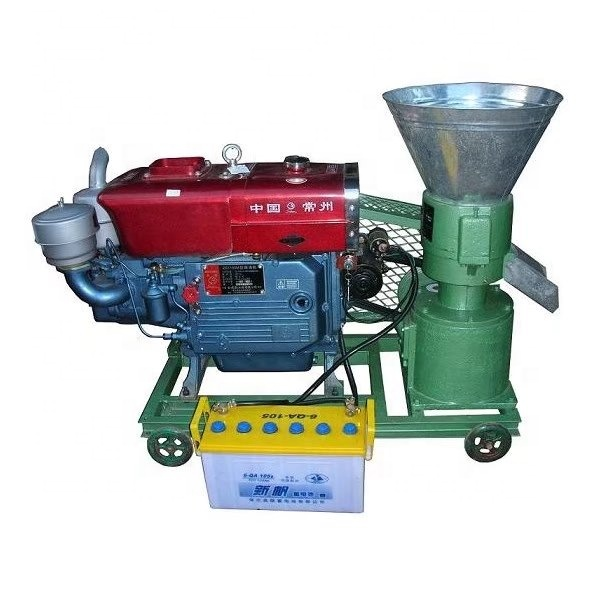 diesel poultry feed pellet machine for <strong>chickens</strong>,ducks,rabbits,goose
