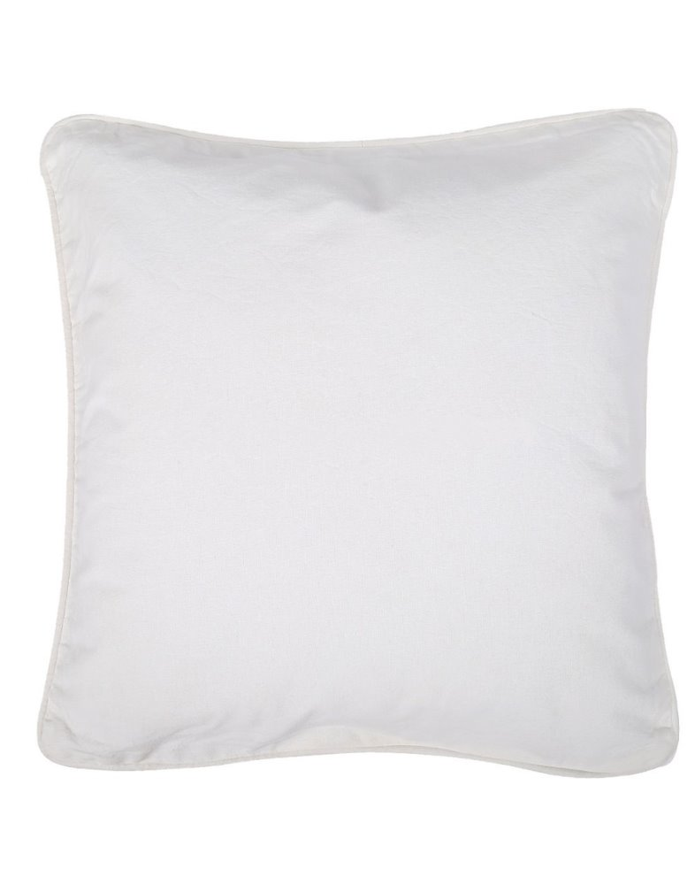 "Wholesale 100% Solid cotton ""16X16""inches back support massager cushion cover"
