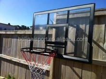 Wall-mount basketball goal/ hoops/stands/system