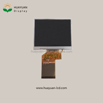 High Brightness And High Contrast 3 5 Inch Lcd Driver Ic Ili9486 - Buy 3 5  Inch Tft Color Lcd Display Monitor,Ili9486 3 5,3 5 Inch Lcd Driver Ic