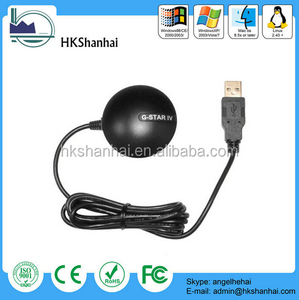 Hot selling globalsat BU353 BU353S4 mini android usb gps receiver in 2016